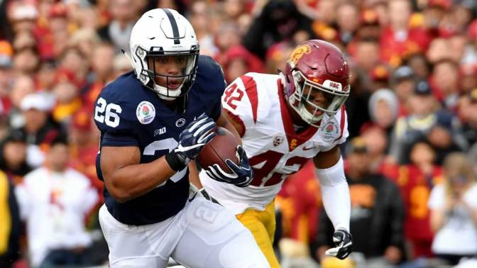 Voch Lombardi: A Quick Look At Penn State RB Saquon Barkley