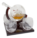 If he's a whiskey lover, a whiskey set of his own would be perfect for the modern dad.
