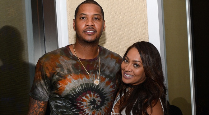 Lala Anthony Says Divorce Not In The Immediate Plans