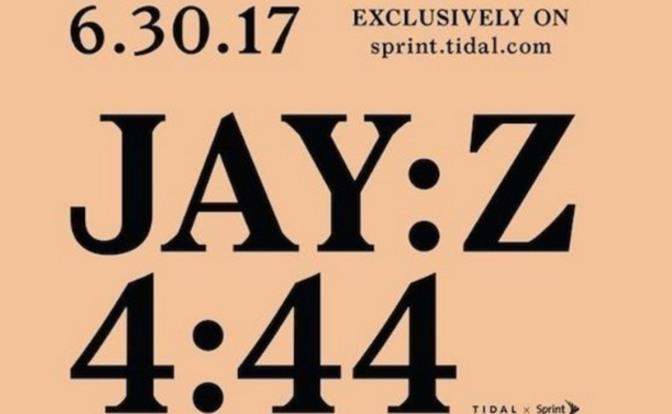 Jay Z Announces New Album Info