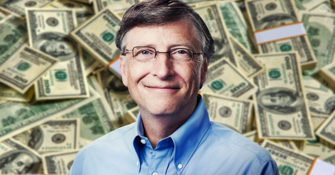 Bill Gates Tops The Forbes 2017 Richest Person On The Planet List Once Again