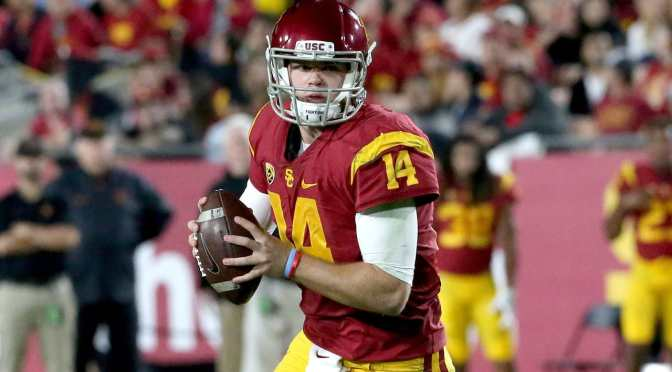 Voch Lombardi: A Quick Look At Sam Darnold
