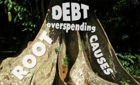 debt-overspending