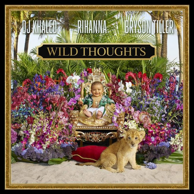 "DJ Khaled Drops ""Wild Thoughts"""