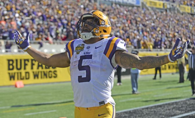Voch Lombardi: A Quick Look at LSU Running Back Derrius Guice