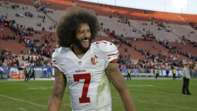 Colin Kaepernick Still Among Leaders In NFL Jersey Sales