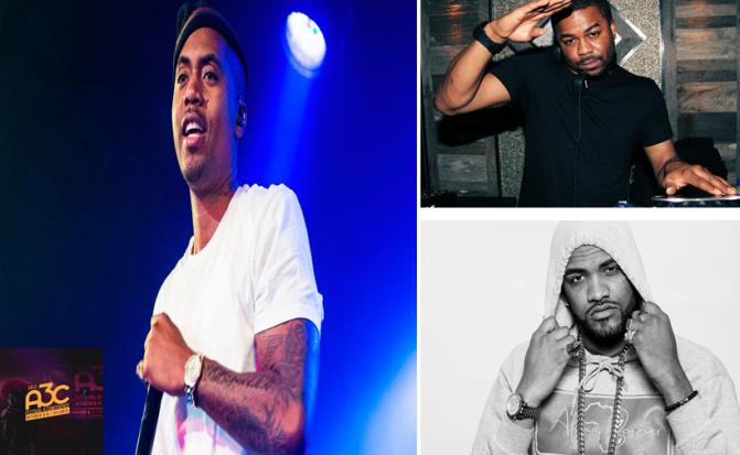 Nas, Joyner Lucas, Just Blaze & More Announced For A3C Lineup