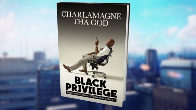 Defy Life Book Of The Month: Black Privilege Opportunity Comes To Those Who Create It