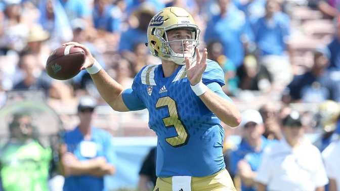 Voch Lombardi: A Quick Look At Josh Rosen