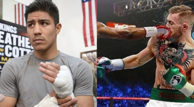 Jessie Vargas Claims McGregor Has Been Knocked Out In Training Camp