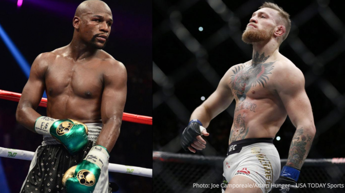 Mayweather -McGregor Tickets Moving Slowly