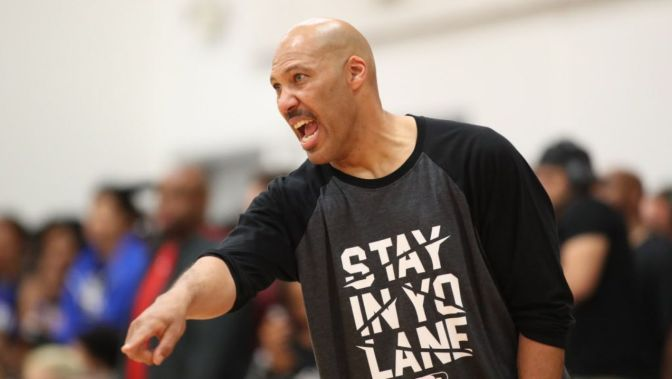 Officiating Company Severs Ties With Adidas Over LaVar Ball