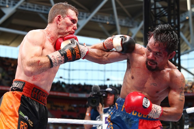 Pacquiao–Horn Reaction Was As Decisive As The Fight Was Entertaining