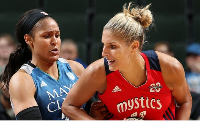 WNBA All-Star Starters Announced