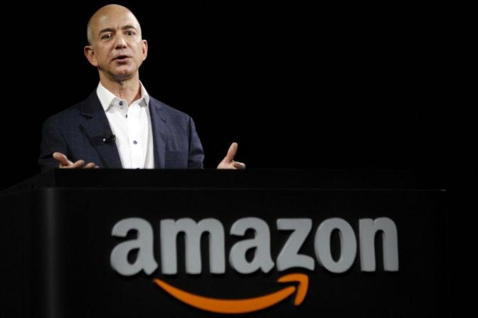 Amazon Founder Jeff Bezos The World's Richest Person!! Well For A Short While..