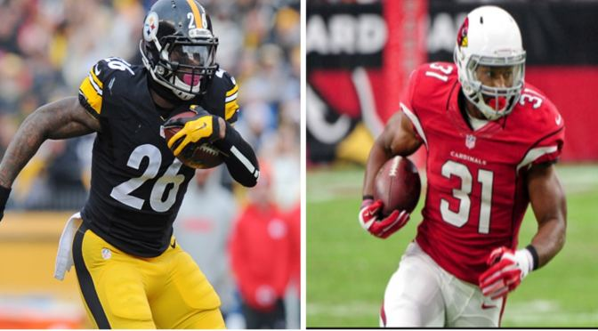 Who's Your Running Back? Top 25 Fantasy Running Backs