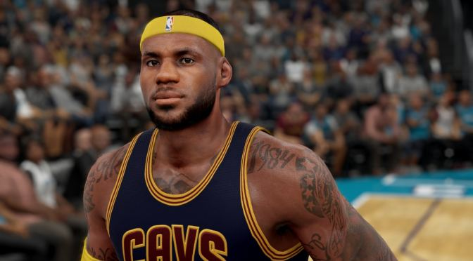 Wow! LeBron James In Video Games Through The Years