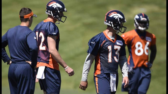 Most Intriguing Training Camp Position Battles: AFC