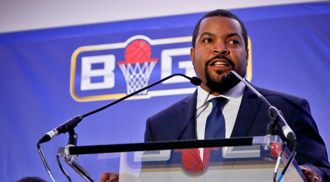 Ice Cube: Moving Big3 Title Game A Good Thing For League
