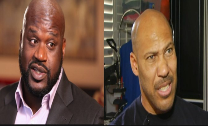WATCH! Shaq To LaVar Ball: Mr 2.2 Points A Game