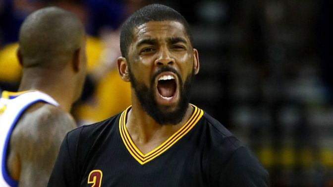 Kyrie Gone Rogue
