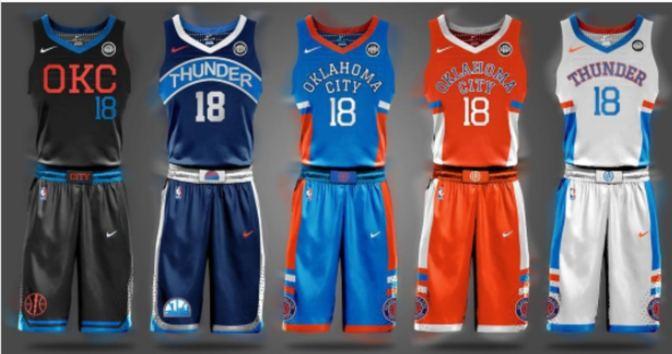 Fan Creates Renderings Of NBA Jerseys