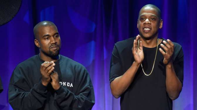 Kanye West Parting Ways With Tidal