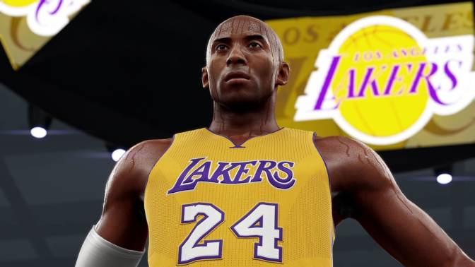 WATCH! Kobe Bryant In Video Games Throughout The Years
