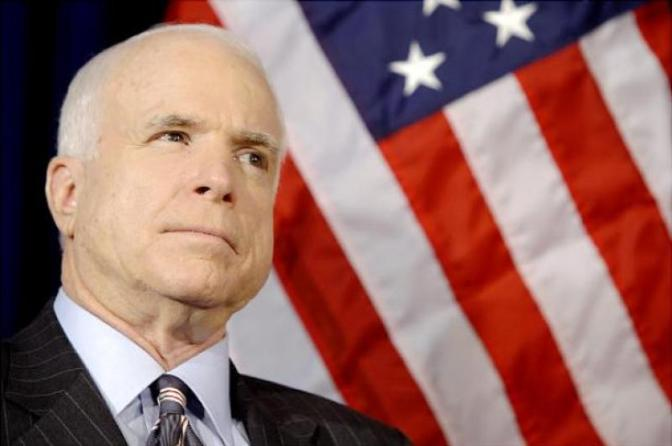 John McCain Diagnosed With Aggressive Brain Cancer