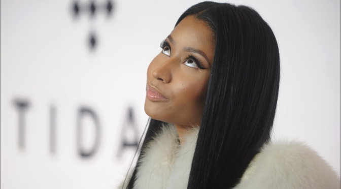 Nicki Minaj Tweets Baby Emoji…Twitter Loses It
