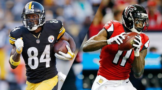 Defying Fantasy Presents: Top 20 Wide Receivers