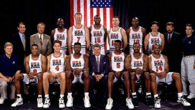 25th Anniversary Of The Dream Team