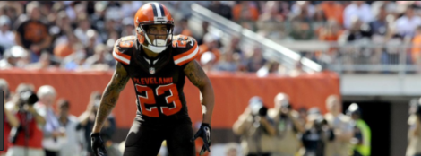 Cleveland reportedly already has the 2-time pro bowler on the trade block. He's owed over $34M over the next 3 years, so it may be hard to find a taker. If they can't, it may be Haden's last days as a Brown.