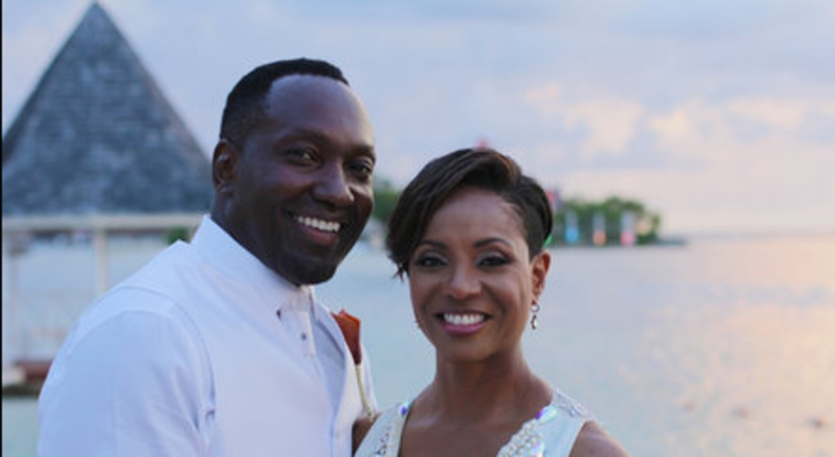 MC Lyte Gets Married