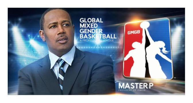 Master P Looking To Do Big Things As   President Of The First Co-Ed Basketball League