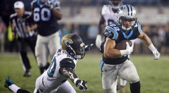 NFL Film Breakdown: Christian McCaffrey Preseason Week 3