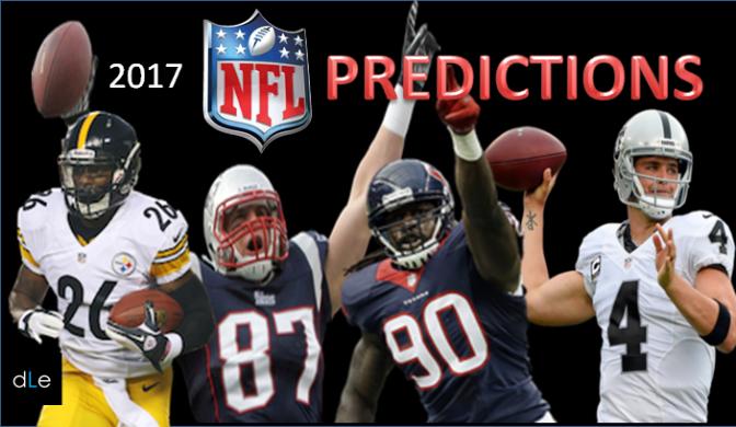 Defy Life 2017 NFL Predictions