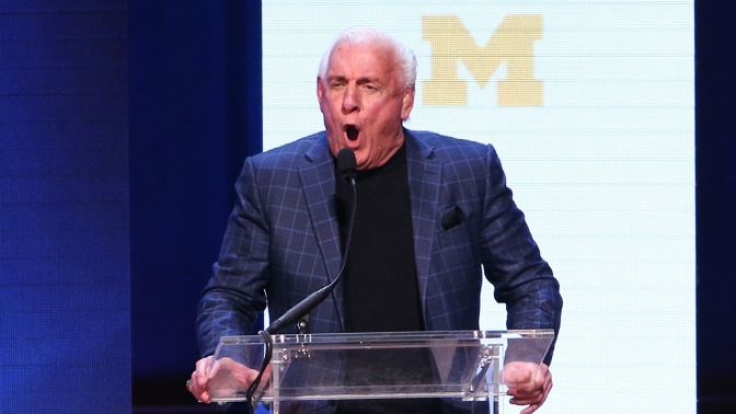 16 Time World Heavyweight Champion Ric Flair In Critical Condition