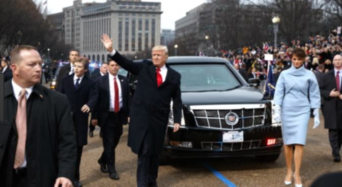 Secret Service Running Out Of Funds Protecting Trump