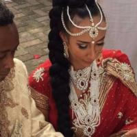 Professor Griff & Solé Get Married