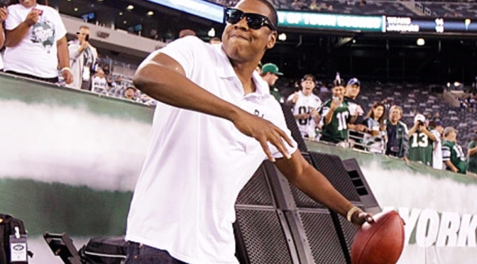 Jay-Z Turns Down NFL Half-Time Show Offer