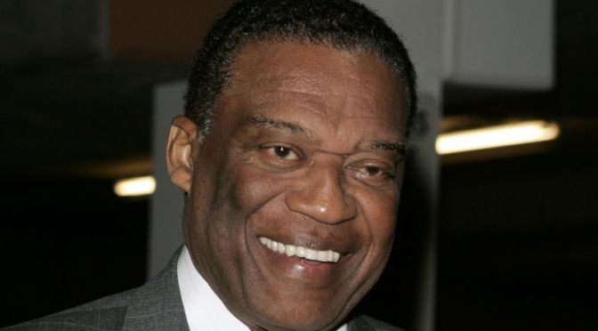 Former NFL Player, Actor, Bernie Casey Passes Away