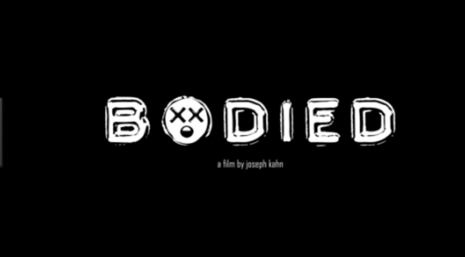 "Eminem's ""Bodied"" Movie Getting Rave Reviews"