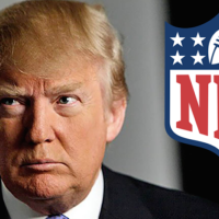 Trump Urges NFL Teams To Cut Protesting Players