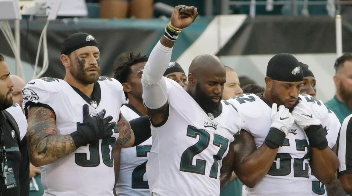 NFL Players Ask League To Support Activism Awareness Month