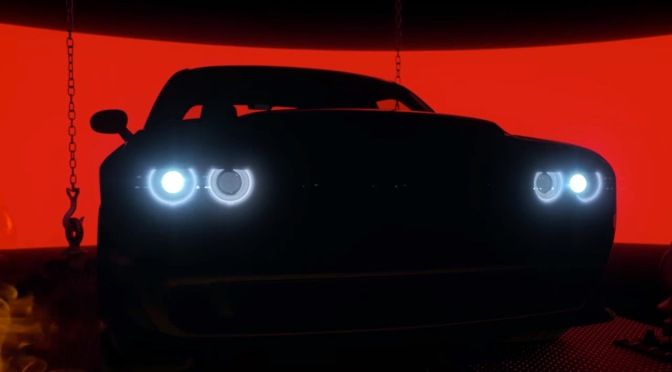 You Like Muscle Cars? Check Out Dodge's New 840 HP Monster!!!