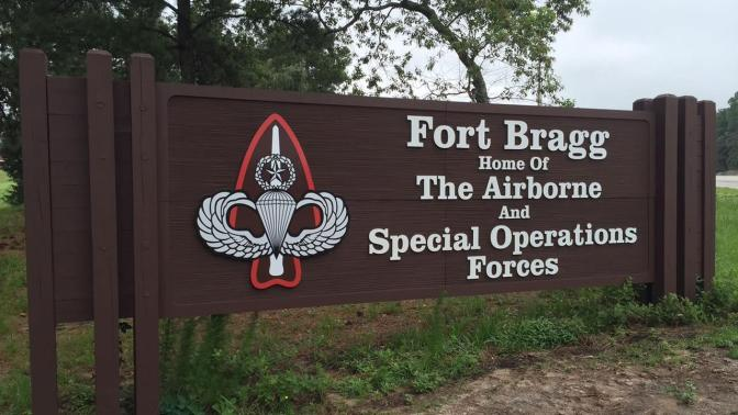 Fort Bragg Soldiers Arrested In Fatal Shooting In a Fayetteville Parking Lot