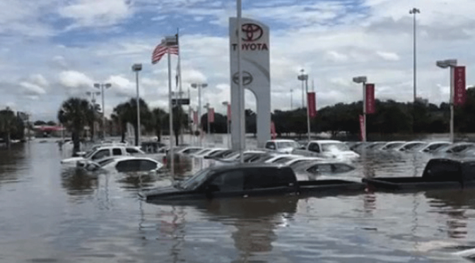 "How To Avoid Buying A ""Flood Car"""
