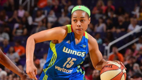 Allisha Gray Named WNBA Rookie Of The Year
