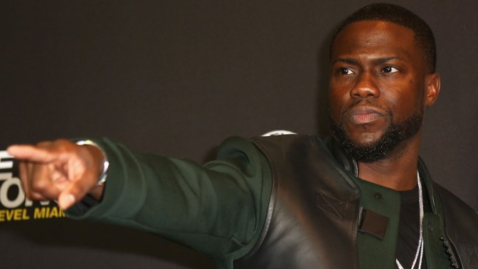 Woman Allegedly With Kevin Hart In Sex Tape Revealed
